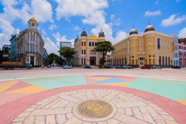 8 Lugares para visitar em Recife
