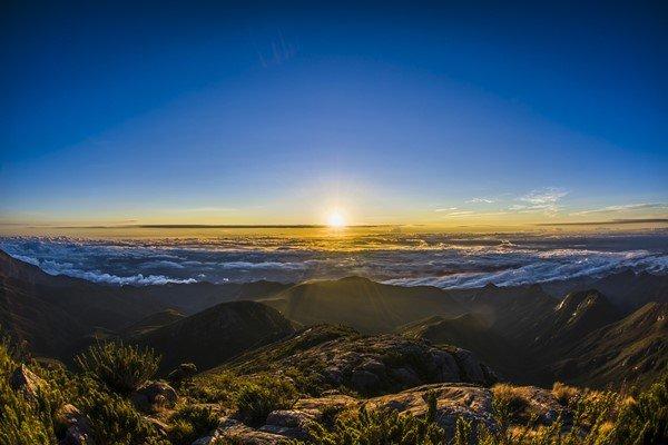 Os 5 melhores nascer do sol pelo Brasil